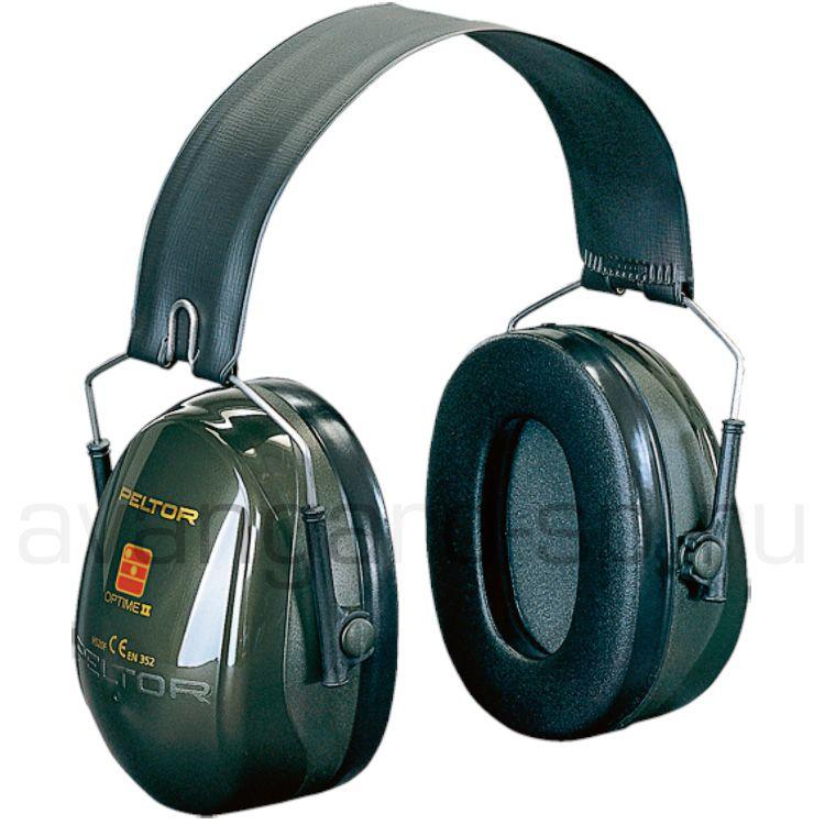 Наушники противошумные 3M Peltor Optime II: купить в интернет-магазине спецодежды, цена: 2 116 руб. | 058171